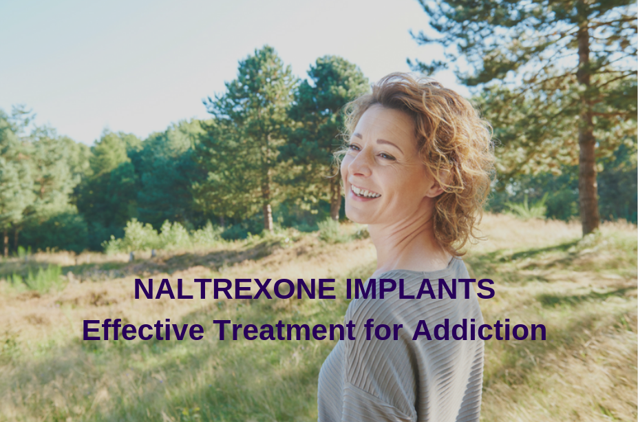 naltrexone implant clinics