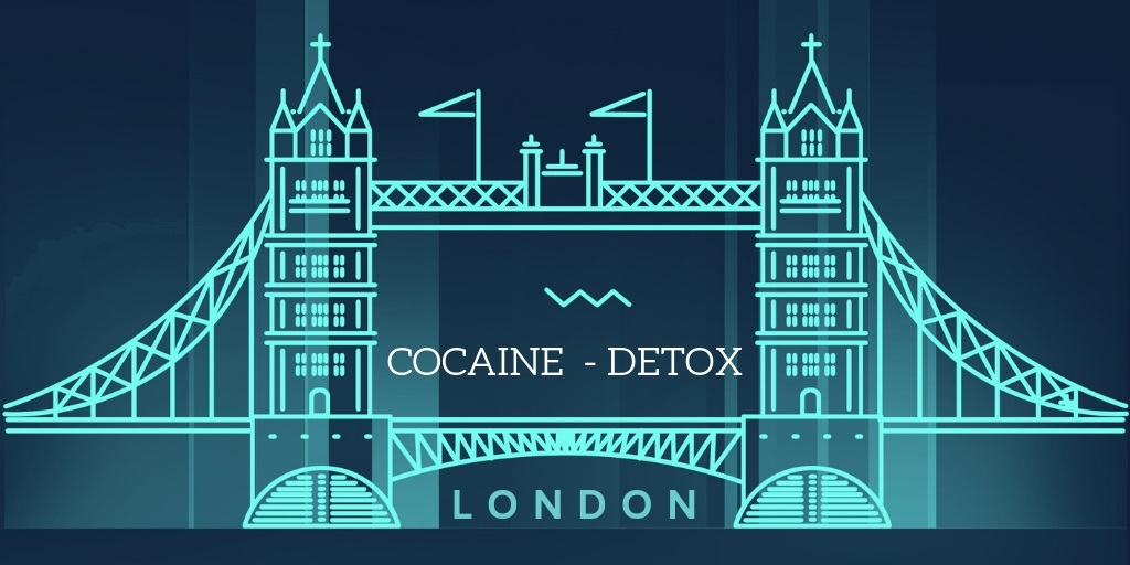 cocaine detox london