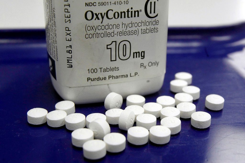 oxycontin addiction
