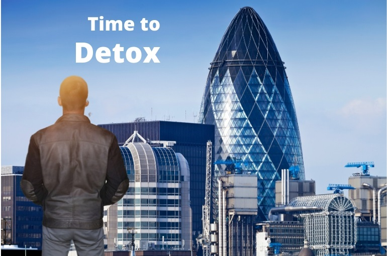 alcohol detox london